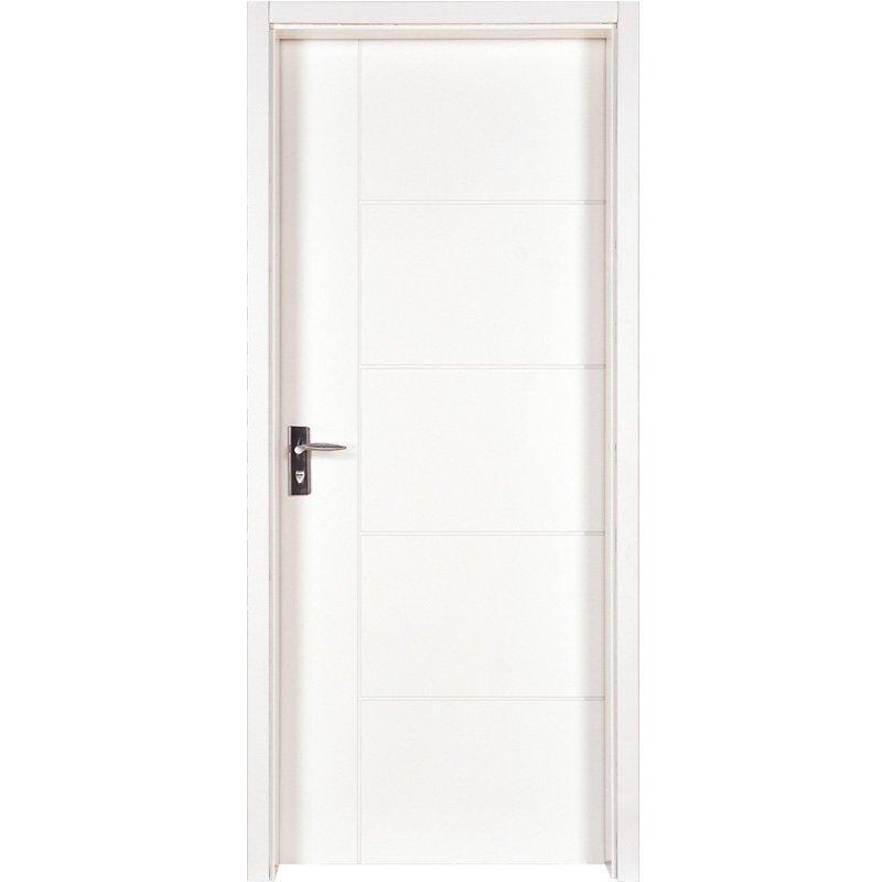 PP005  Internal white MDF composited wooden door