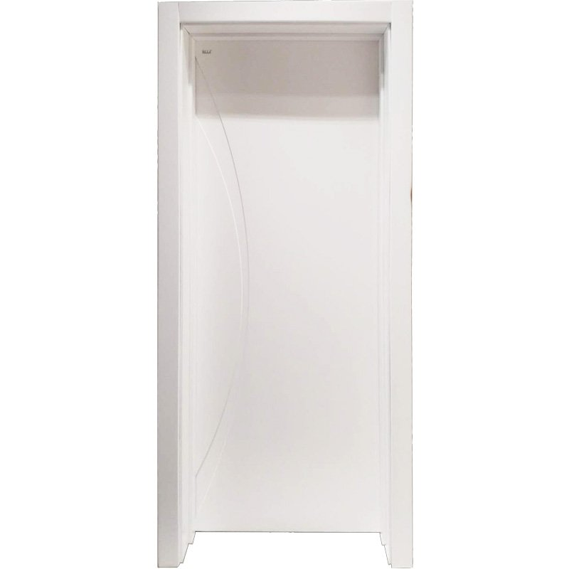 PP037  Internal white MDF composited wooden door