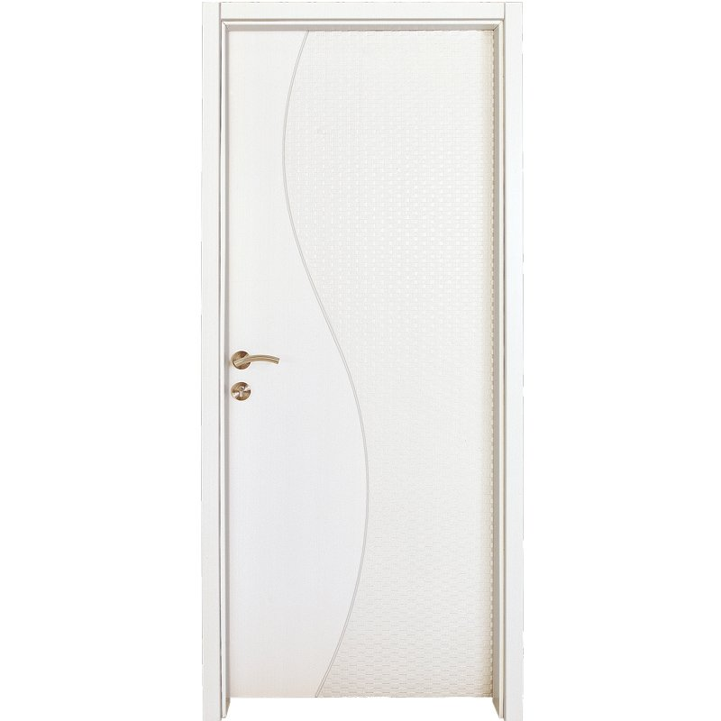 X024 Internal white MDF composited wooden door