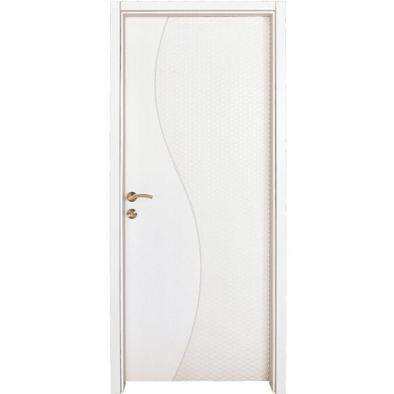 X024 Internal white MDF composited wooden door