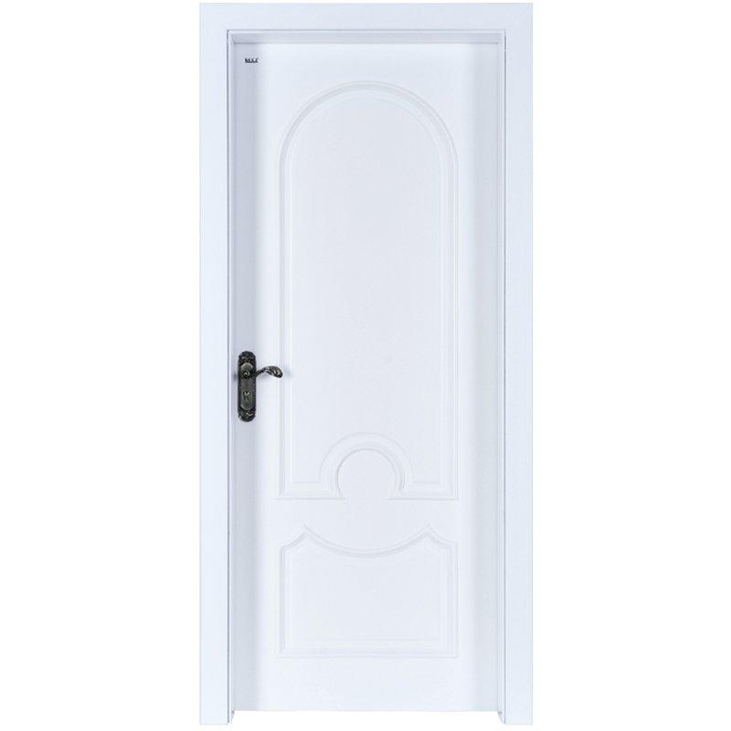 Z006P  Internal white MDF composited wooden door