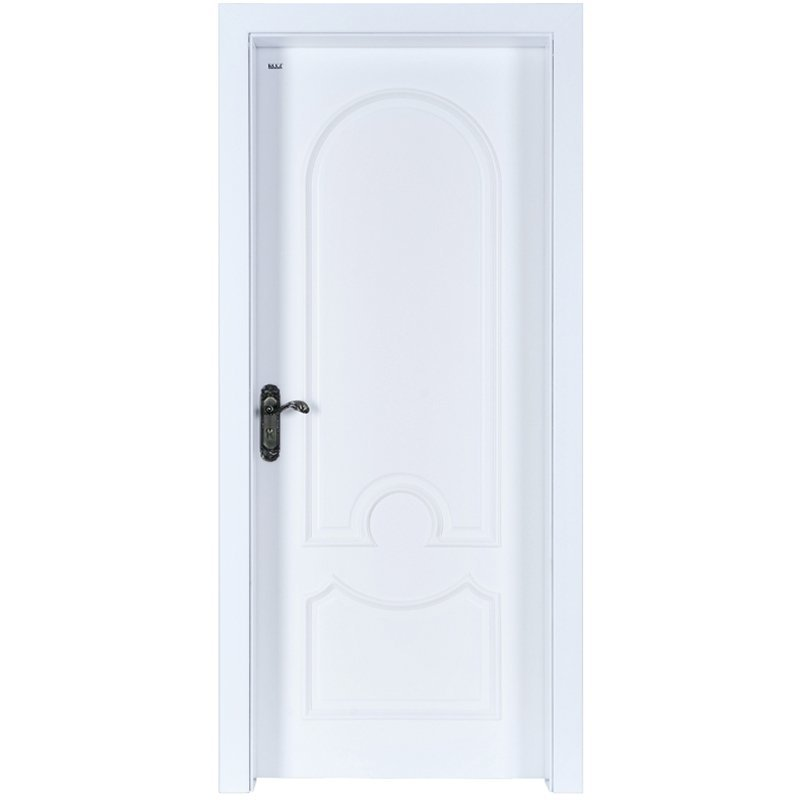 Z006P  Internal white MDF composited wooden door