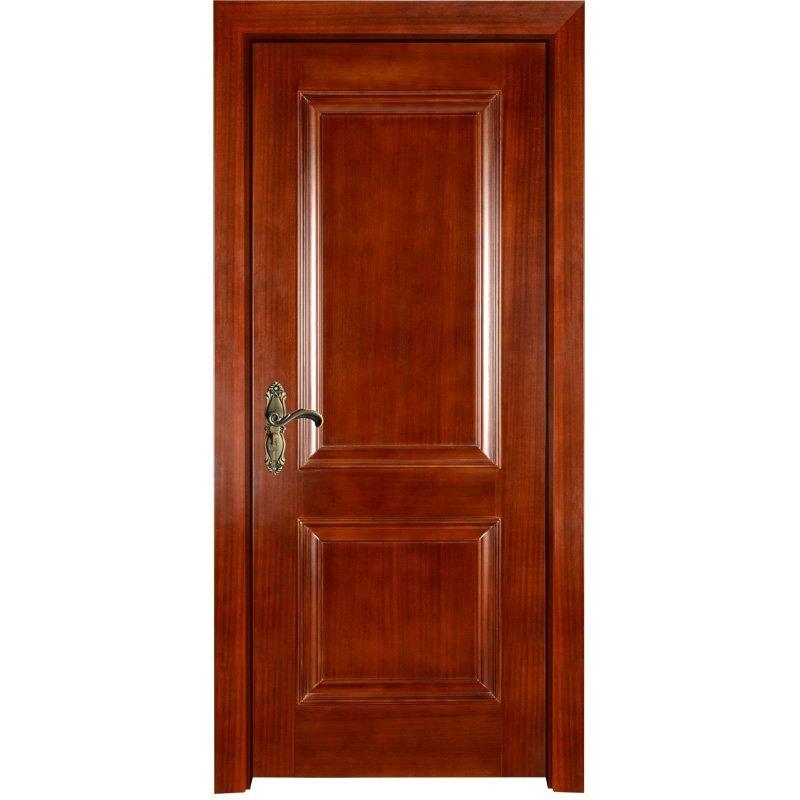 EKM02 Interior veneer composited modern design wooden door