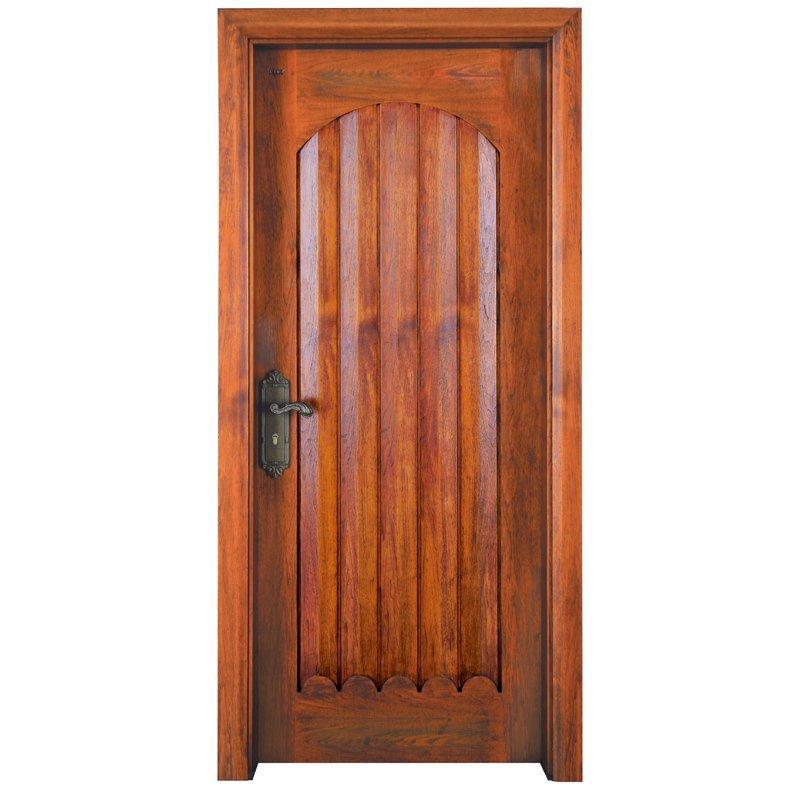 S033Y Interior pure solid wooden door