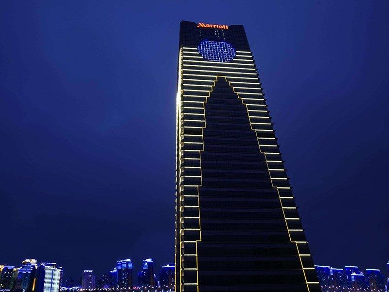 India Marriott Hotel