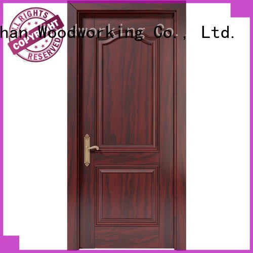 Runcheng Woodworking Brand ck010 gk002 solid wood bedroom composite door ekm02 s039