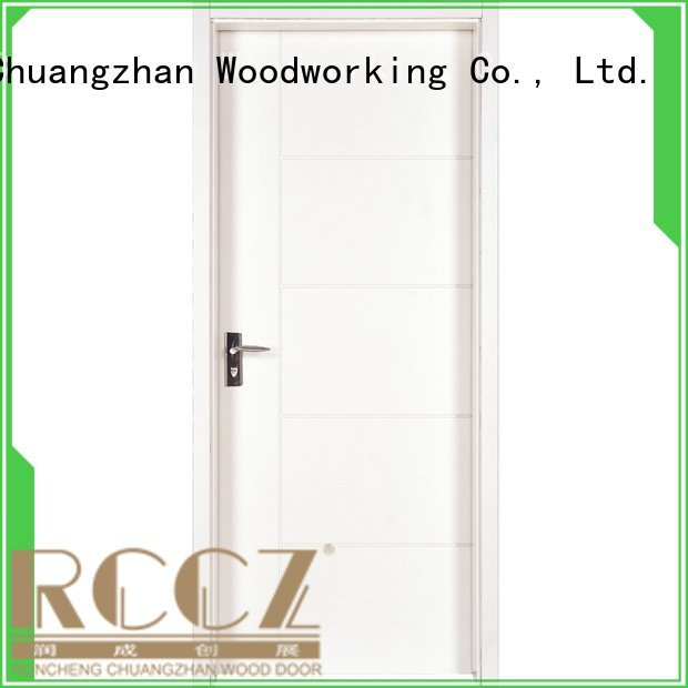 gk011 pp027 k006 Runcheng Woodworking mdf interior doors