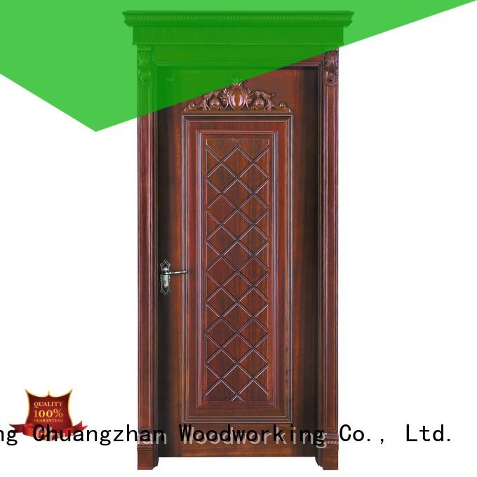 Hot solid wood bedroom composite door s039 solid wood composite doors pp022 Runcheng Woodworking