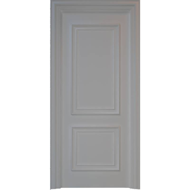 EKM02 Internal white MDF composited wooden door