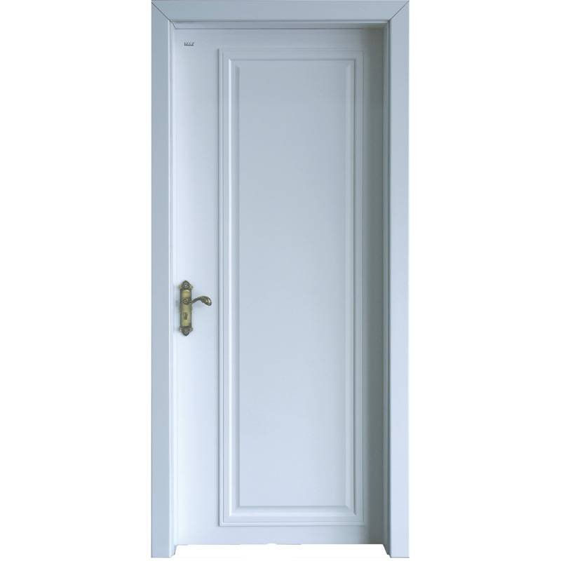 K006 Internal white MDF composited wooden door