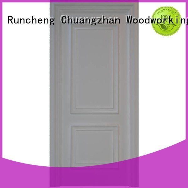 gk011 mdf interior doors x037 x024 Runcheng Woodworking