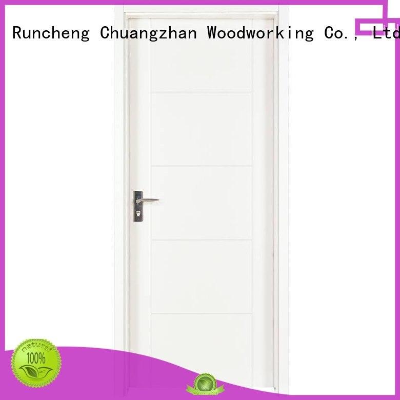 Runcheng Woodworking Brand mdf door custom mdf doors online