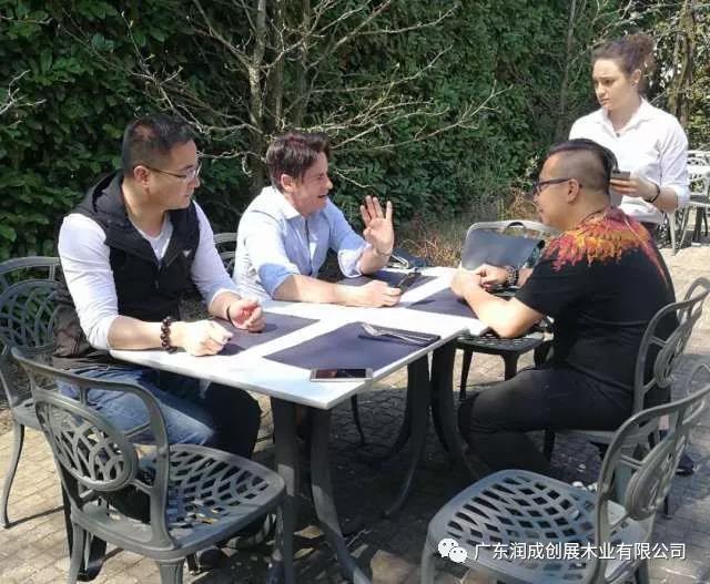 Runcheng Chuangzhan-Company News | RCCZ Walked into the International Famous Lock Enterprise ASSA AB-3