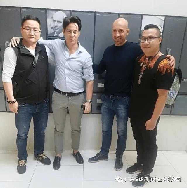 Runcheng Chuangzhan-Company News | RCCZ Walked into the International Famous Lock Enterprise ASSA AB-4
