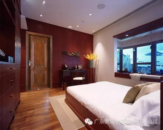 Runcheng Chuangzhan-RCCZ Guide You to Choose Wood Door   Company News-2