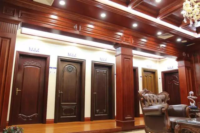 Runcheng Chuangzhan-Read A less known and inferior brand wood door, you dare to buy but I dare not s