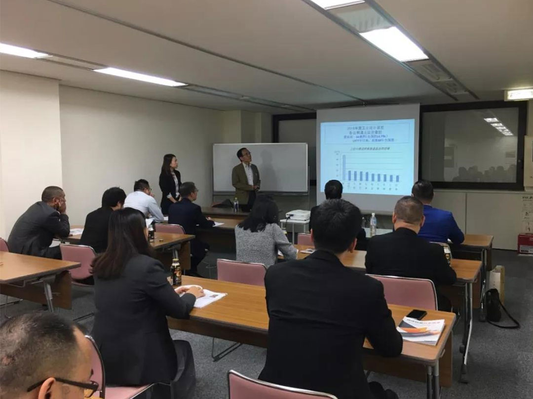 Runcheng Chuangzhan-News About Rccz's Study Tour To Japan Ends In A Satisfactory Way-6