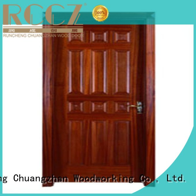 door Runcheng Woodworking bedroom design