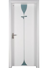 Bedroom Door X033