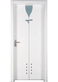 Bathroom Door X033-2