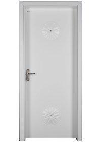 Pure Solid Wood Door X034