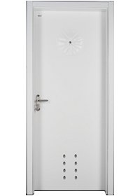 Bathroom Door X034-2
