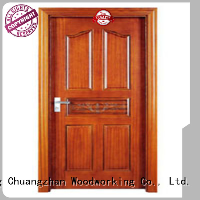 door bedroom