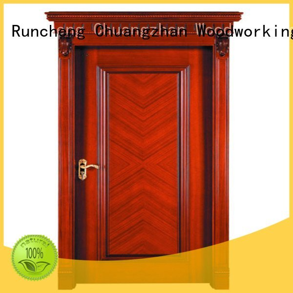 OEM internal veneer doors victorian bedroom kitchen wood veneer door