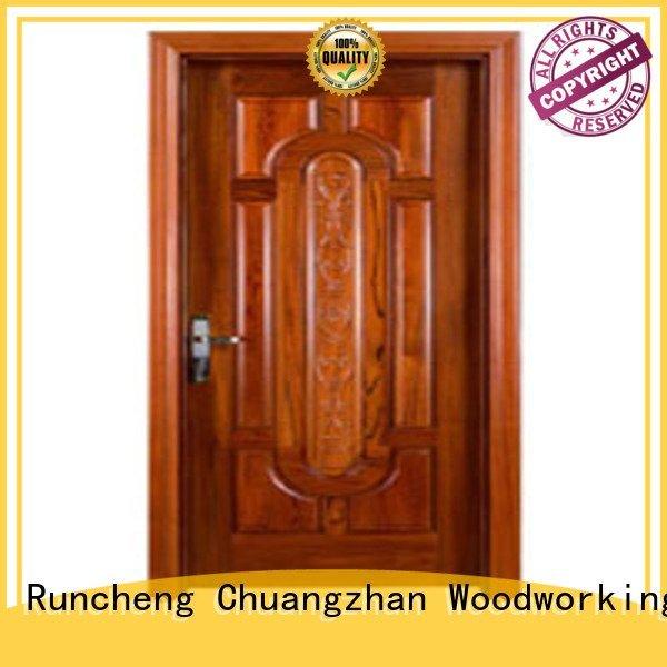 Runcheng Woodworking Brand bedroom door bedroom design door bedroom