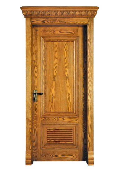 Roman Holiday Bathroom Door