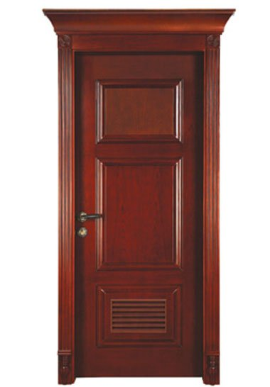 British Classic Bedroom Door