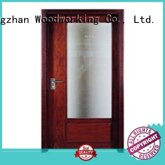 door hot selling flush mdf interior wooden door flush Runcheng Woodworking company