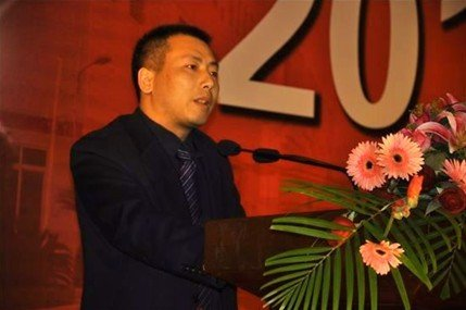 RCCZ Marketing Executive Mr. Zhang Xiaolin