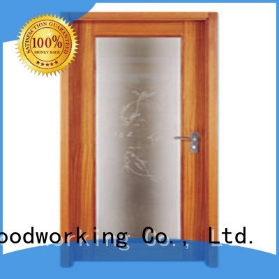 Runcheng Woodworking Brand pp0042 pp005 pp0123 wooden flush door pp002