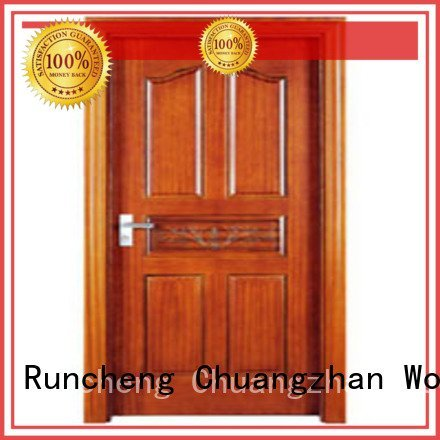 bedroom bedroom design door door Runcheng Woodworking Brand