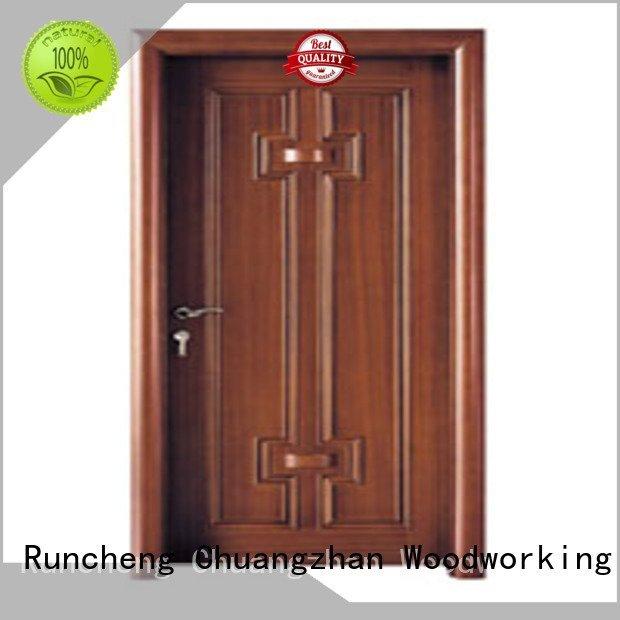 bedroom door door door Runcheng Woodworking new bedroom door