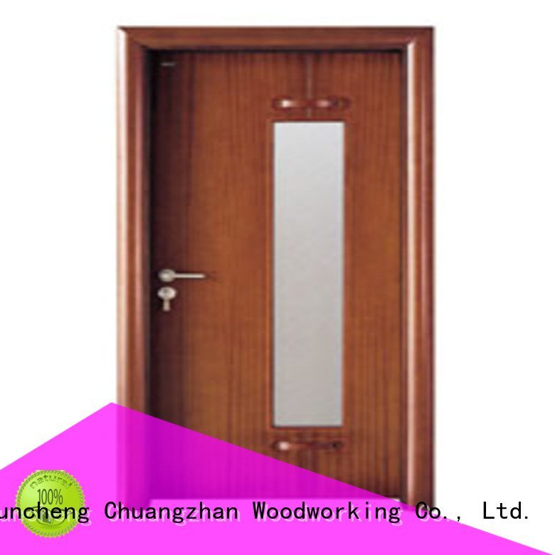 wooden glazed front doors x0184 wooden double glazed doors door Runcheng Woodworking