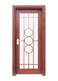 Glazed Door X013-4