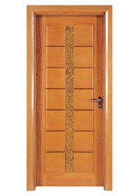 Bedroom Door X011