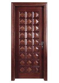 Bedroom Door X009