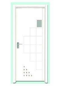 Flush Door PP002-2
