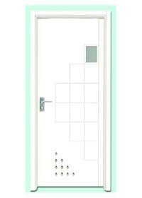 Flush Door PP002-2
