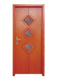 Glazed Door D007-3