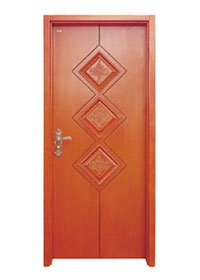 Bedroom Door D007