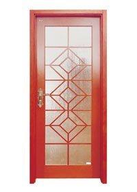 Glazed Door D007-4