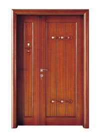Runcheng Woodworking Brand door double double white double doors