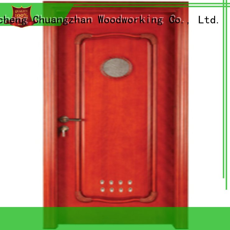 s0112 s0072 s0082 Runcheng Woodworking pvc bathroom wooden door