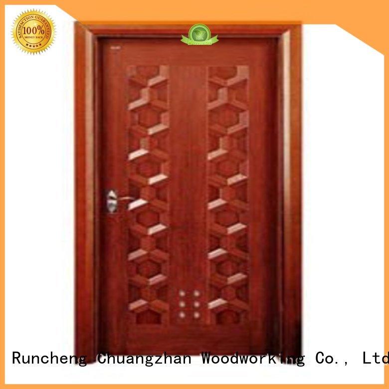 door wholesale Runcheng Woodworking Brand modern bathroom door