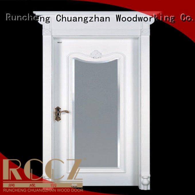 mediterranean2 mediterranean1 mdf composite wooden door mediterranean Runcheng Woodworking