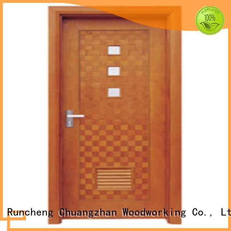 door bathroom bathroom Runcheng Woodworking composite interior doors